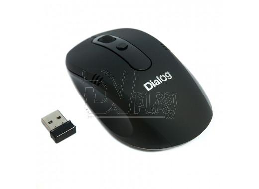 Мышь Dialog Pointer MROP-03U черная