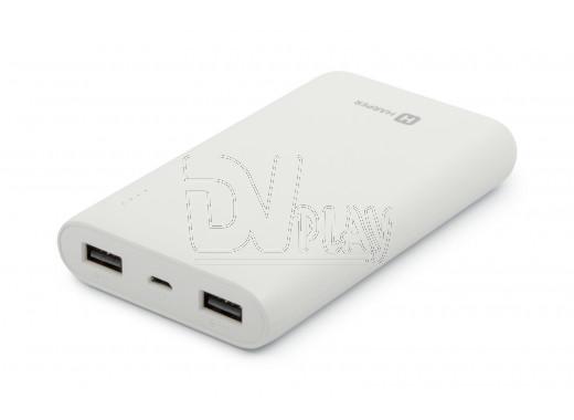 Power bank HARPER PB-10010 (10 000 mAh, Lit-pol) белый