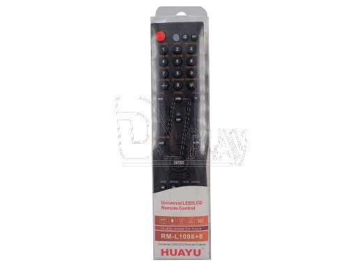Пульт Д/У HUAYU для LCD TV RM-L1098+8 универсальный