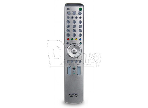 Пульт Д/У HUAYU для Sony RM-L1118 универсальный