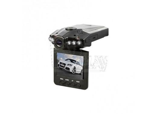 Автомобильный видеорегистратор DVR-127/227 (2,5''/угол 120/SD)