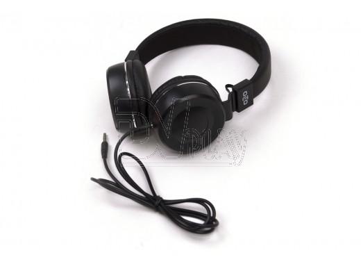Olto HBO-122 гарнитура Bluetooth черная