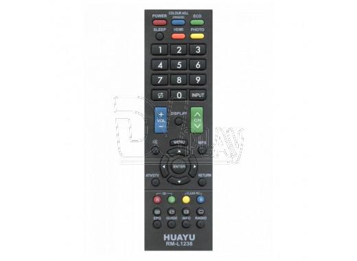 Пульт Д/У HUAYU для Sharp RM-L1238