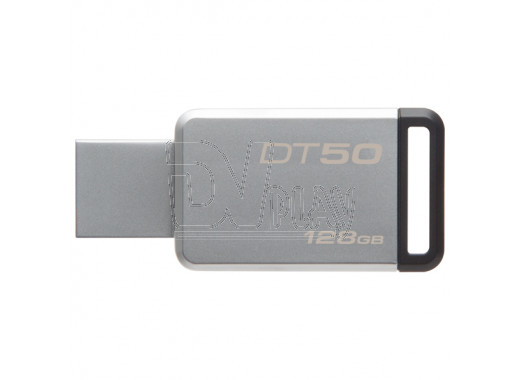 USB Flash 128Gb Kingston Data Traveler 50 металл 3.0