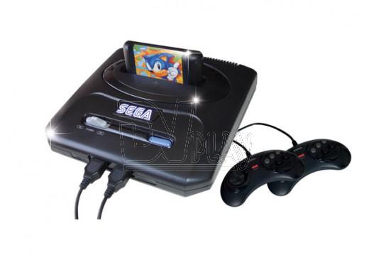 Sega Drive 2+ (132 игры)