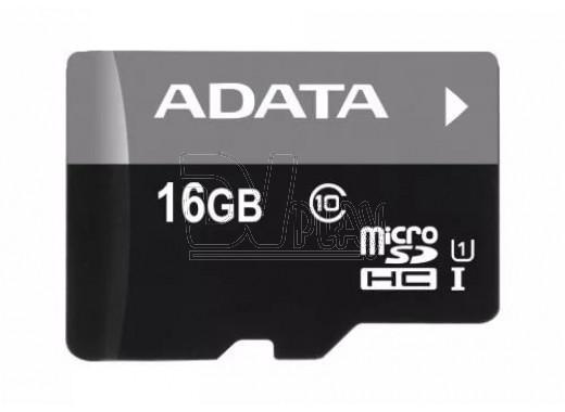 microSDHC 16Gb A-Data Class 10 Premier UHS-1 без адаптера