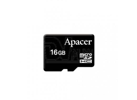 microSDHC 16Gb Apacer Class 10 без адаптера