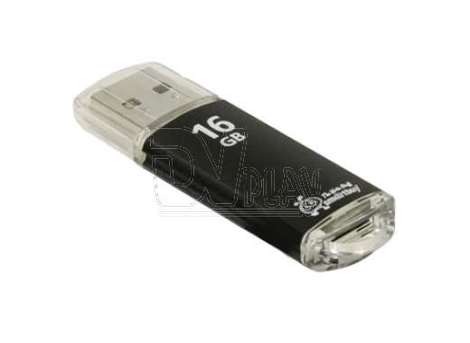 USB Flash 16Gb Smart Buy V-Cut черная