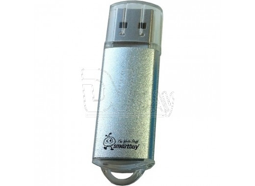 USB Flash 16Gb Smart Buy V-Cut серебро