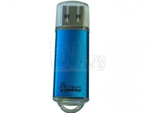 USB Flash 16Gb Smart Buy V-Cut синяя