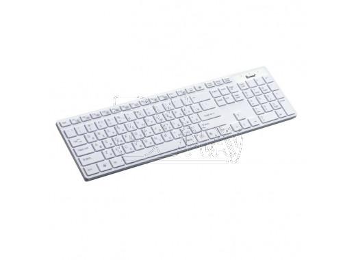 Клавиатура Smartbuy 204 белая