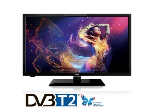 Телевизор BBK 24LEM-1015T2C черный