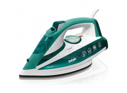 Утюг BBK ISE-2401 зеленый