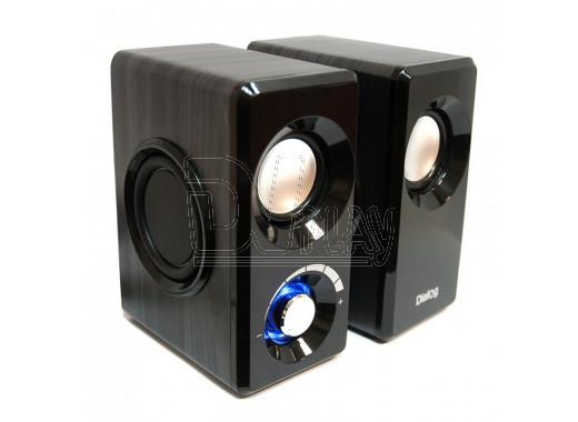 Dialog Stride AST-25UP акустика 2.0 черная