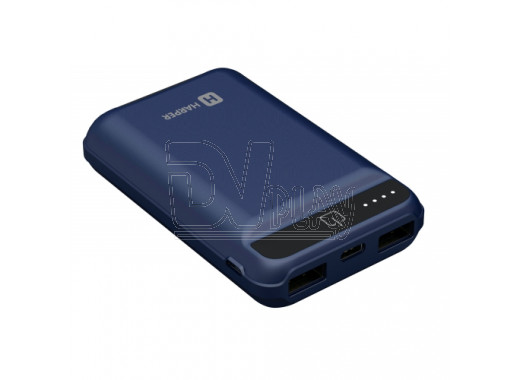 Power bank HARPER PB-2612 (12 000 mAh, Lit-pol) синий