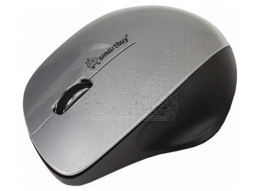 Мышь беспроводная Smartbuy 309AG серебристая