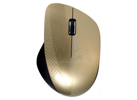 Мышь беспроводная Smartbuy 309AG золотая
