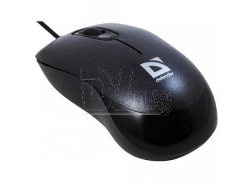 Мышь Defender 300 Orion USB черная