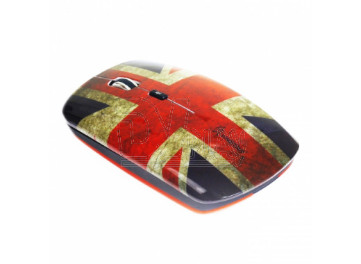 Мышь беспроводная Smartbuy 327AG British Flag