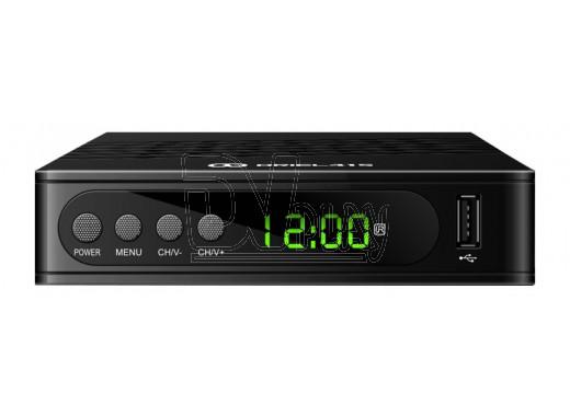 Oriel 415D ресивер DVB-T2/C с дисплеем