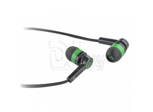 Defender Pulse-420 гарнитура зеленая