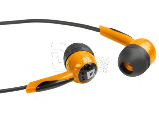 Наушники Defender Basic-604 оранжевые