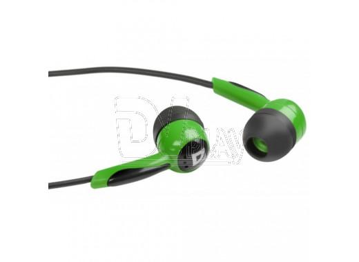Наушники Defender Basic-604 зеленые