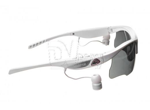 Bluetooth гарнитура Harper HB-600 очки белые