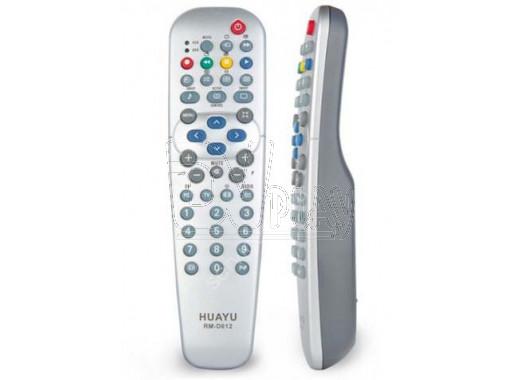 Пульт Д/У HUAYU для Philips RM-D612 универсальный