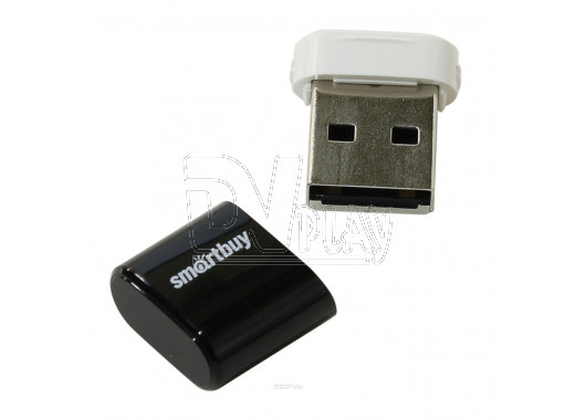 USB Flash 64Gb Smart Buy Lara черная