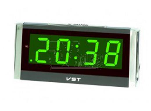 Часы электронные VST 731-2 зеленый