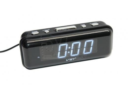 Часы электронные VST 738-6 белый