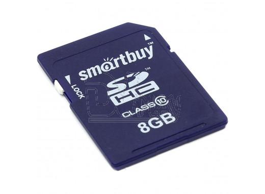 SDHC 8Gb Smart Buy Class 10