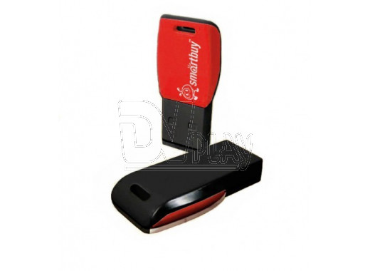 USB Flash 8Gb Smart Buy Cobra красная