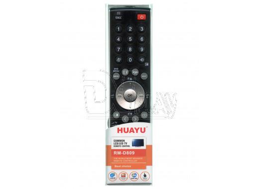 Пульт Д/У HUAYU для Toshiba RM-D809 универсальный