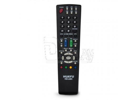Пульт Д/У HUAYU для Sharp RM-L865 универсальный