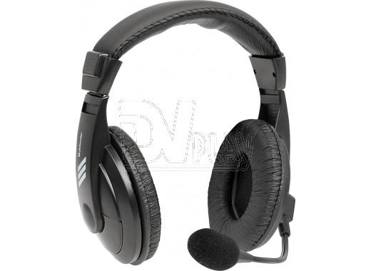 Defender Gryphon HN-750 гарнитура черная
