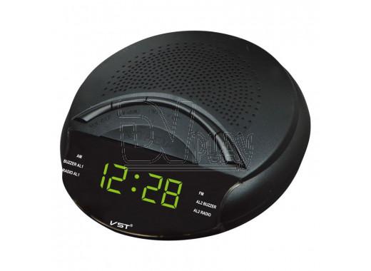 Часы электронные VST 903-4 ярко-зеленый