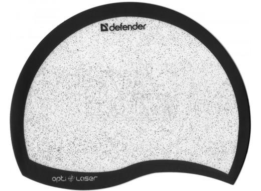 Коврик пластиковый Ergo opti-laser черный