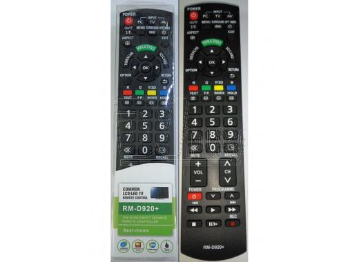 Пульт Д/У HUAYU для Panasonic RM-D920+ универсальный