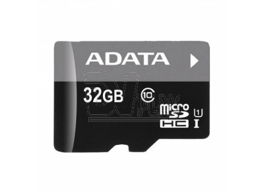 microSDHC 32Gb A-Data Class 10 Premier UHS-I без адаптера