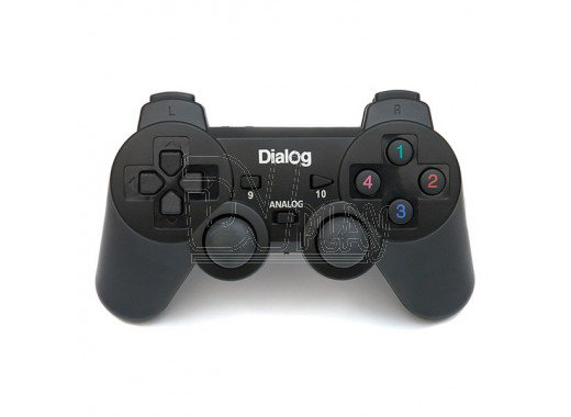 Беспроводной геймпад для пк Dialog Action