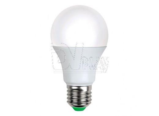 Светодиодная Лампа LED Perfeo A60 (Е27, 9Вт, тепл.св.)