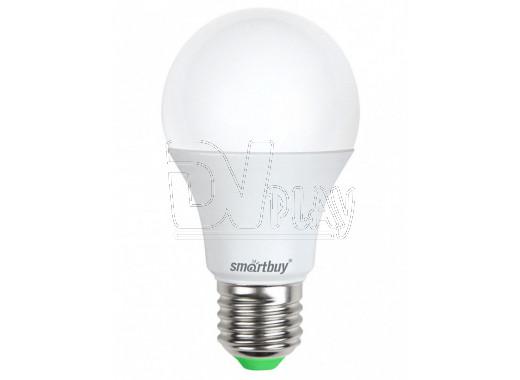 Светодиодная Лампа Smartbuy A60 (Е27, 7Вт, белый свет)