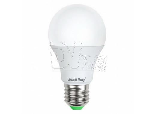 Светодиодная Лампа Smartbuy A60 (Е27, 7Вт, теплый свет)