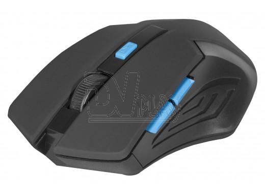 Мышь Defender MM-275 Accura синяя