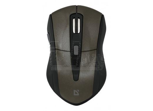 Мышь Defender MM-965 Accura коричневая
