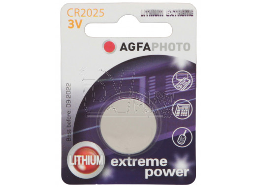 Agfa Photo CR2025 BL1