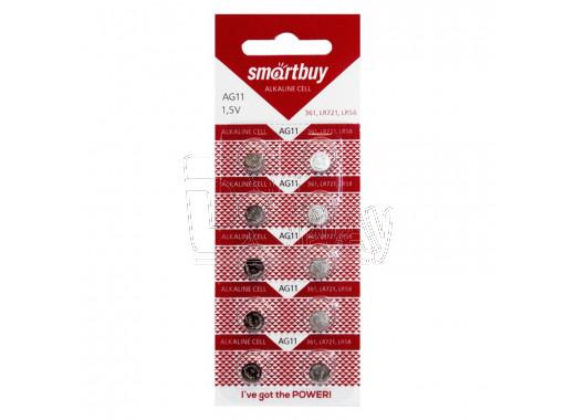 Элемент питания Smartbuy AG11 BL10 упаковка 10шт
