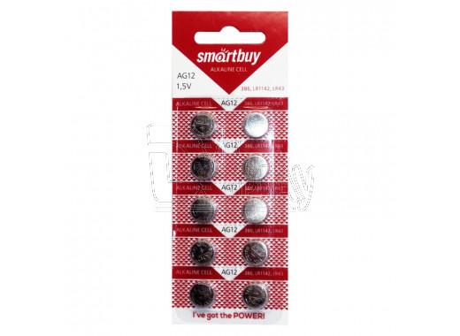 Smartbuy AG12 BL10 упаковка 10шт